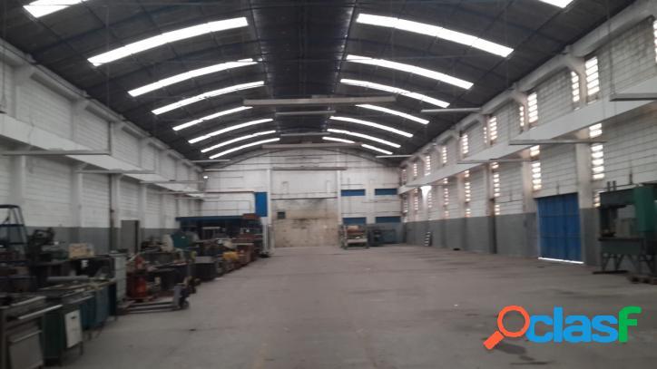 Galpão industrial de diadema - venda ou locação