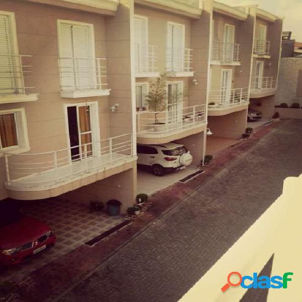 Casa em condomínio fechado/ jd. umarizal-r$580.000,00