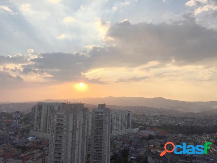 Apartamento Guarulhos Vila Galvão 2dorms suíte 64m2
