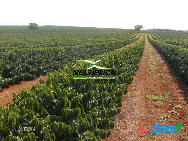 Fazenda uberlandia mg 17 alq. 82,28 ha agricultura