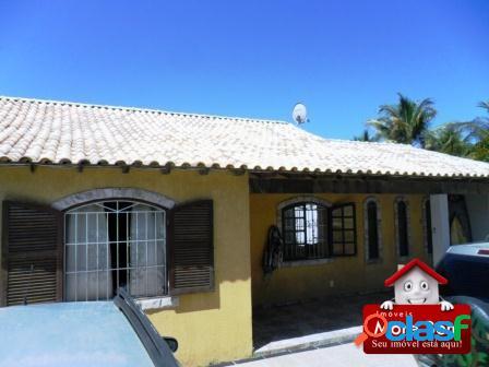 Casa 3 Suítes Balneário em São Pedro da Aldeia/RJ