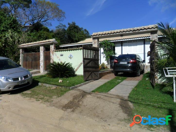 Casa em estilo colonial pertinho da praia