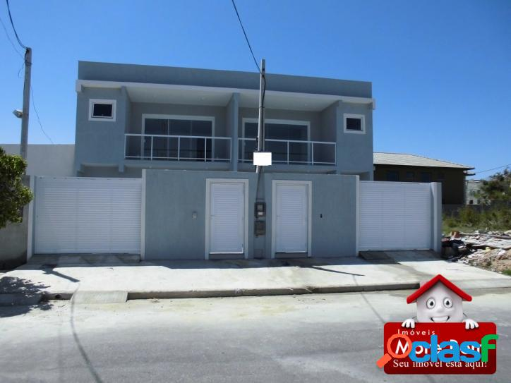 Vende duplex novo com 213m² - 4 suítes! são pedro da aldeia!