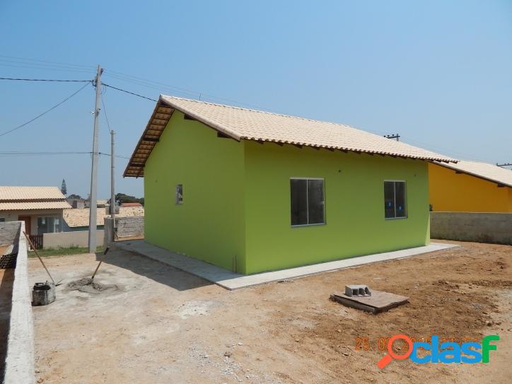Casa 2 quartos. boa vista, são pedro da aldeia (rj)