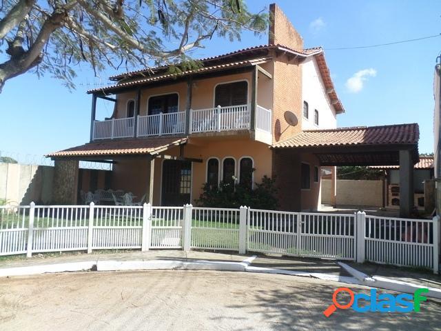 Casa 3 quartos (1 suíte) em condomínio são pedro da aldeia