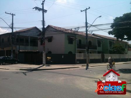 Apartamento térreo tipo casa centro de iguaba grande.