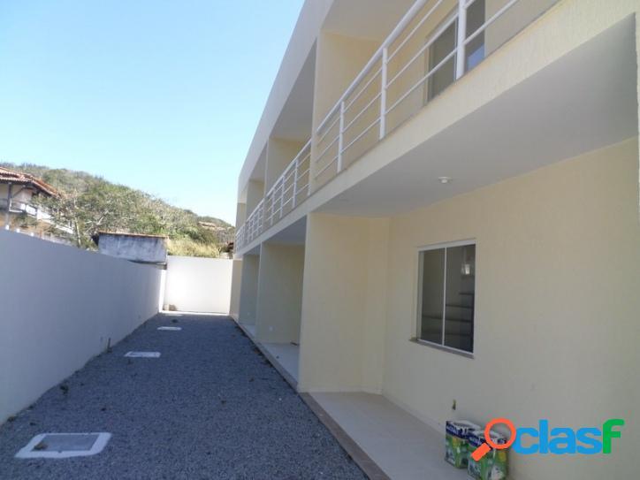 Casa duplex 02 quartos -ponta da areia- são pedro da aldeia