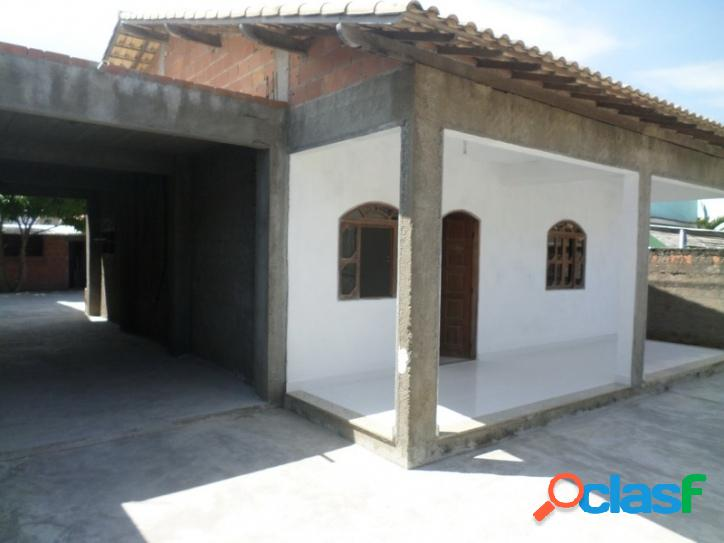Casa 2 quartos em campo redondo são pedro da aldeia/rj