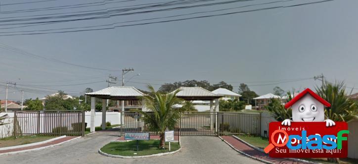 Terreno de 504 m² em condomínio de alto padrão - araruama,rj