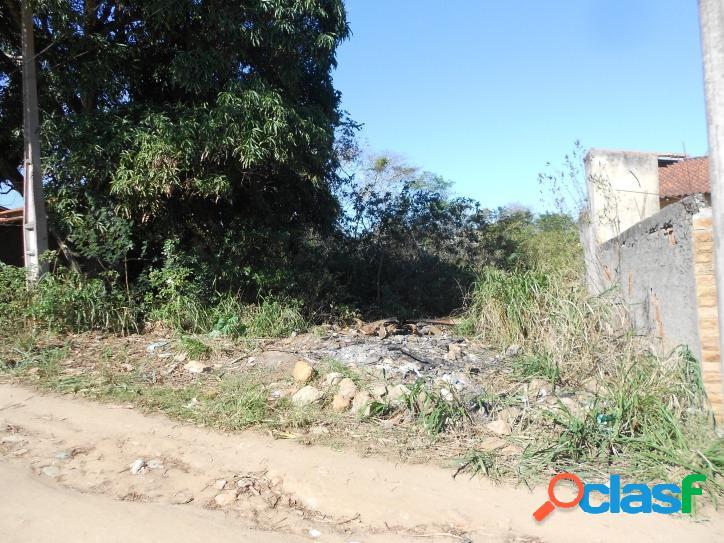 Terreno 300 m², balneário das conchas são pedro da aldeia rj
