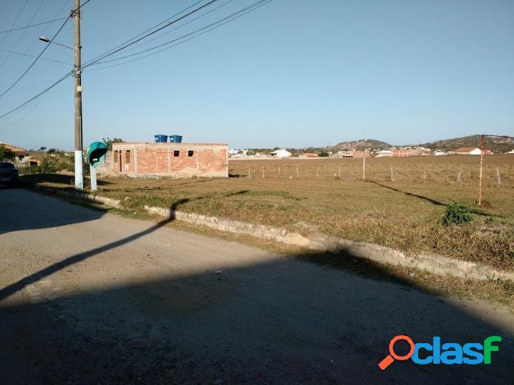 Lote plano em condomínio, 250 m², são pedro da aldeia, rj