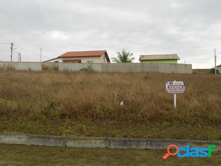 Terreno em condomínio - são pedro da aldeia - rj