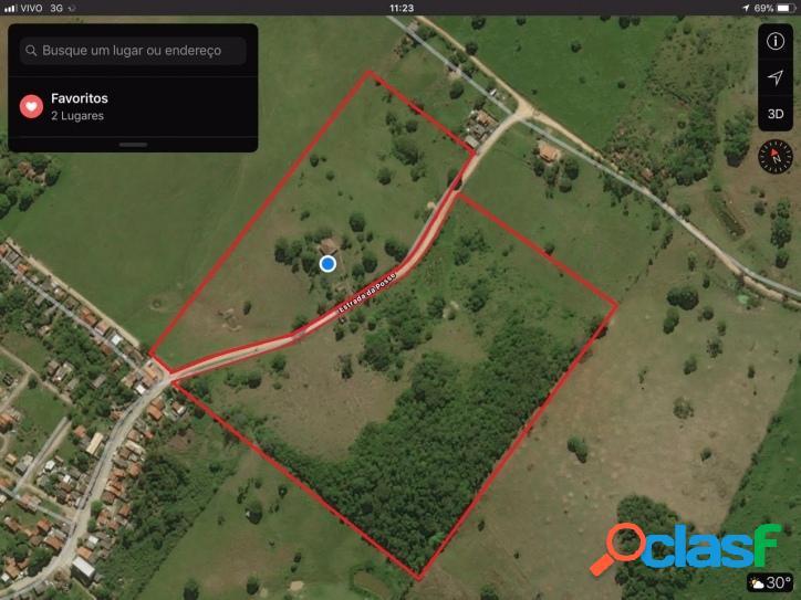 Sítio de 122.925,00 m² área rural de são pedro da aldeia/rj