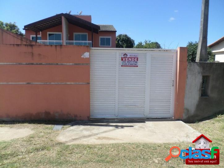 Casa duplex 4 quartos (1 suíte) em são pedro da aldeia/rj