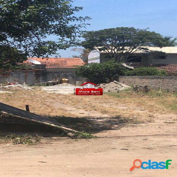 Oportunidade! terreno com 600 m² em são pedro da aldeia/rj.