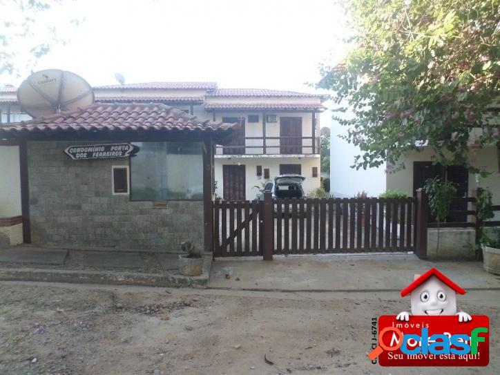 Casa duplex 2 quartos - balneário são pedro - s.p.aldeia/rj