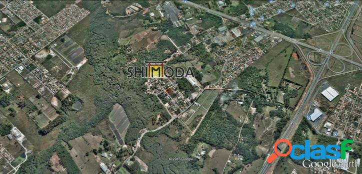 Excelente terreno ZR3 em Guatupe - Sao Jose dos Pinhais 1