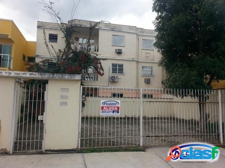 Apartamento com 2 quartos em condomínio fechado em nova cidade