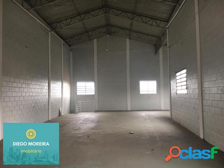 Galpão á venda em Terra Preta - Mairiporã / 200 m² de área total
