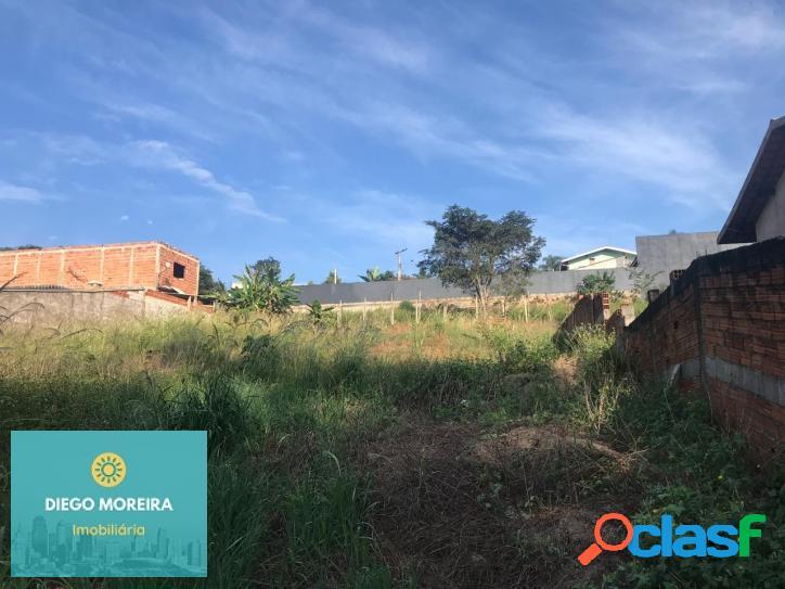 Terreno á venda em Atibaia com vista para Pedra Grande 2