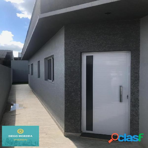 Casa nova em atibaia aceita financiamento bancário