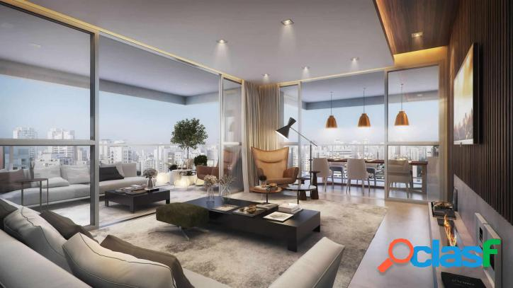 Apartamento alto padrão 3 suítes vila olímpia