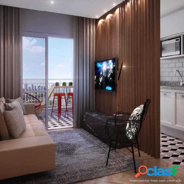 Apartamento campo limpo - 2 dormitórios
