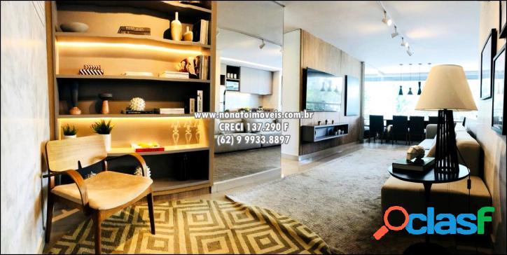 Luxo ! 2 suites ! frente para o parque cascavel ! 73m²