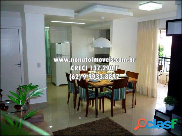 Parque amazonia! 3/4 com 2 suite ! novo !