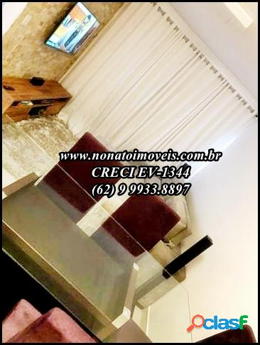 Parque amazonia ! 2/4 com suite ! lindo ! apto moderno !