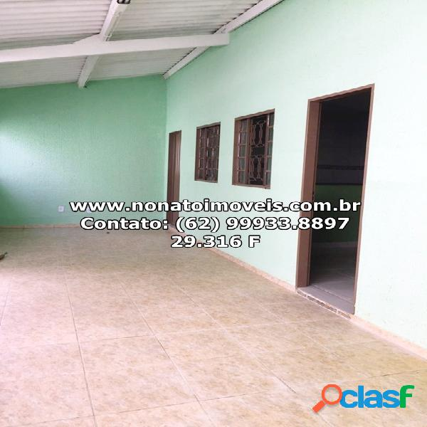 Casa pronta pra morar na Vila Oliveira ! 3 dormitorios