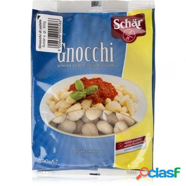 Gnocchi sem glúten e sem lactose - schar - 300g