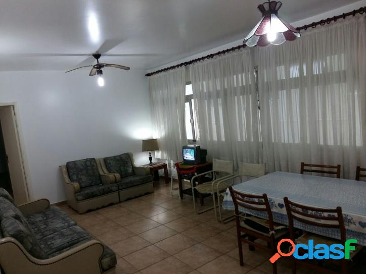 Apartamento 03 dormitórios frente a praia!