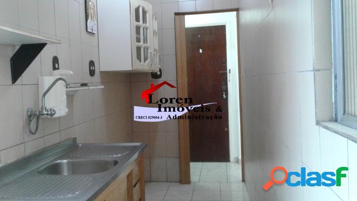 Apartamento 1 dormitório centro são vicente