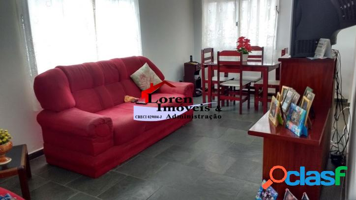 Apartamento 2 dormitórios Vista Total Para o Mar Santos! 3