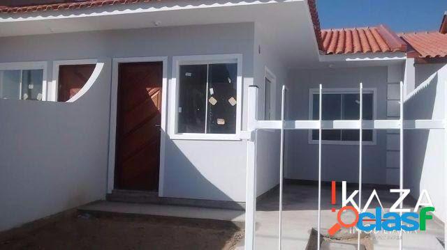 Casa de 2 dormitórios- bela vista-palhoça-sc