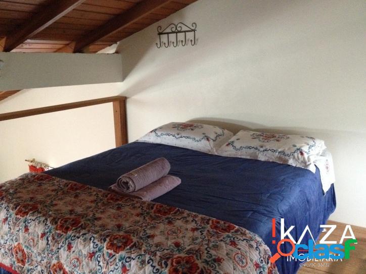 Loft confortável para temporada- campeche