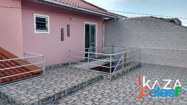 Casa - 3 dorm./1 suíte - terraço - 2 vgs - forquilhas