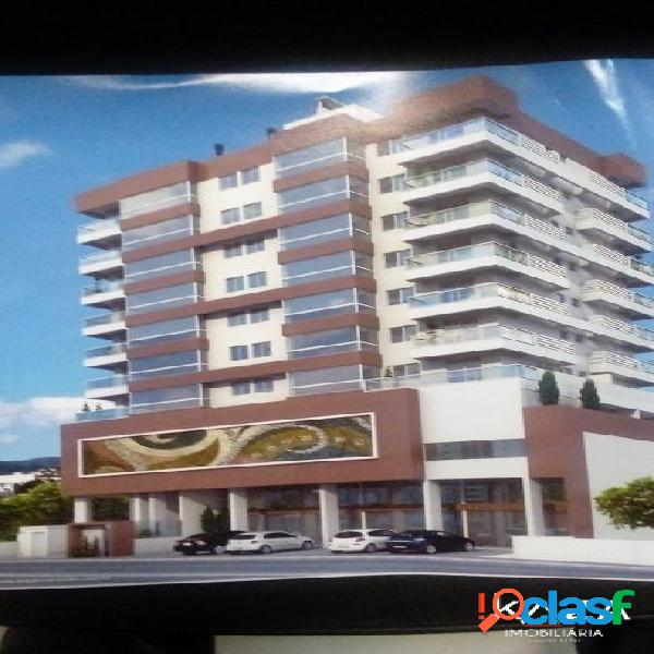Terreno com 600 m² kobrasol com projeto aprovado para 7 pav