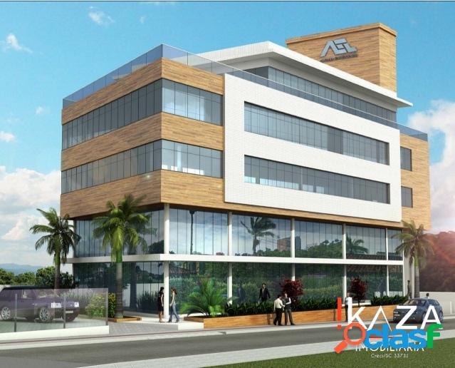 Locação - centro executivo no itacorubi, em florianópolis/sc