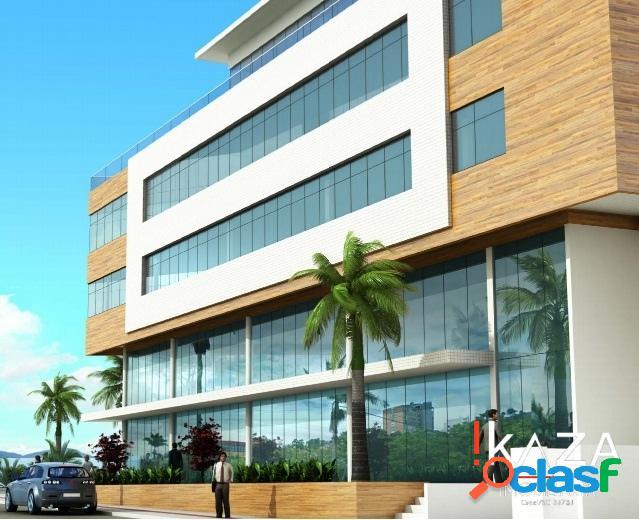 Venda - centro executivo no itacorubi, em florianópolis/sc