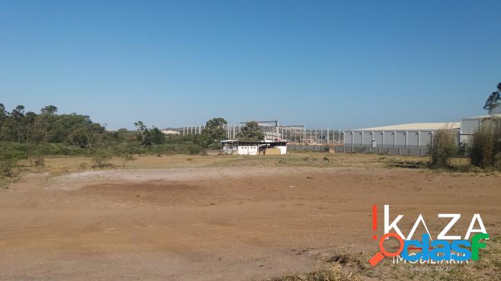 Terreno área industrial em imbituba