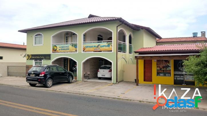Vendo casa comercial e residencial na rua do gramal-campeche