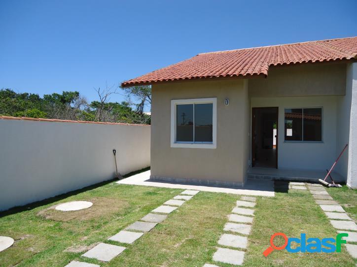 Casa linear em bairro em grande expansão!!!