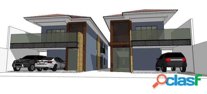 Terreno com projeto aprovado casa alto padrão