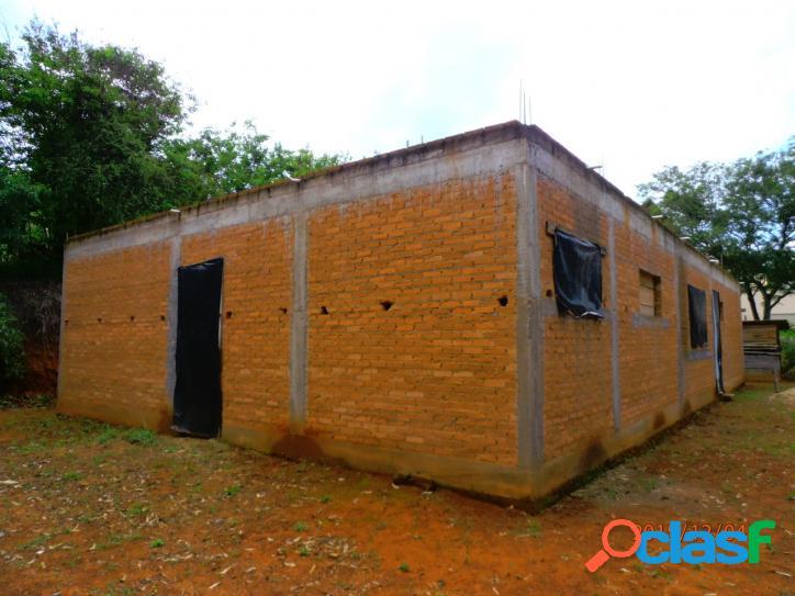 Casa linear em fase de acabamento!!!!