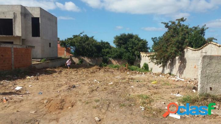 Terreno em vila do peró medindo 420 m² !!!