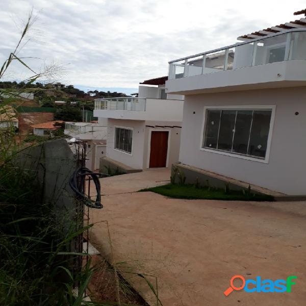 Casa nova duplex a 300 metros da praia !!!