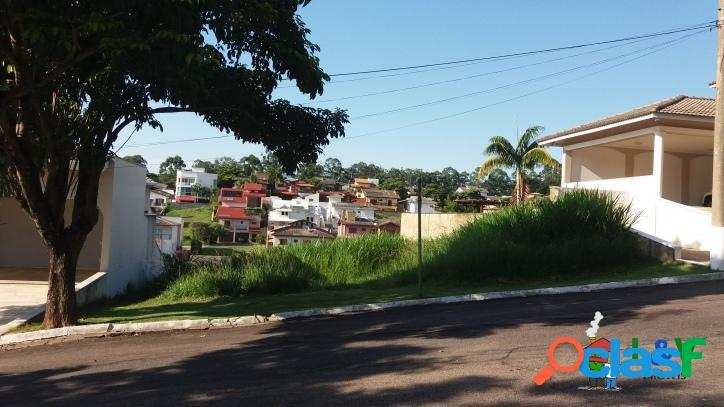 Terreno condomínio villaggio capriccio