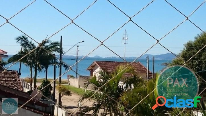 Casa de 4 quartos com vista o mar na Praia de Fora, Palhoça
